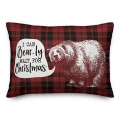 Stunning Red Christmas Pillow Design Ideas14