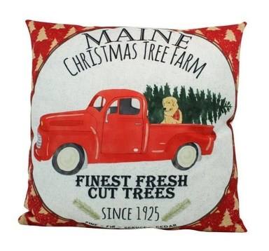 Stunning Red Christmas Pillow Design Ideas19