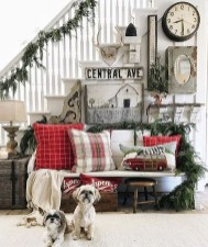 Stunning Red Christmas Pillow Design Ideas24