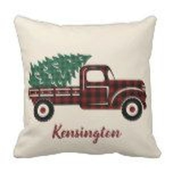 Stunning Red Christmas Pillow Design Ideas40