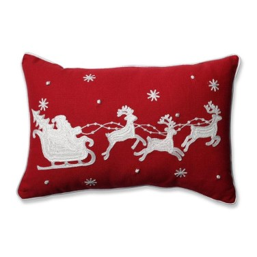 Stunning Red Christmas Pillow Design Ideas44