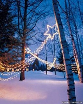 Stylish Diy Outdoor Christmas Decoration Ideas09