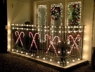 Stylish Diy Outdoor Christmas Decoration Ideas23