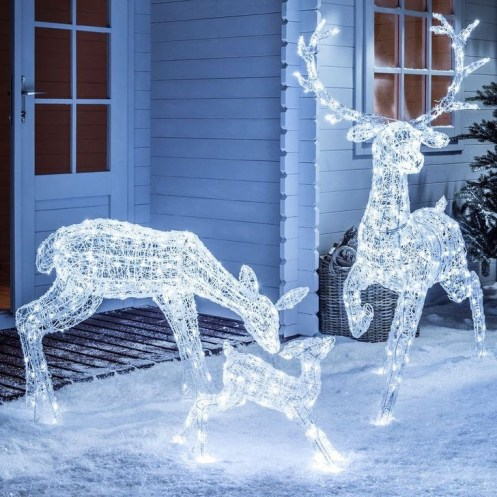Stylish Diy Outdoor Christmas Decoration Ideas42
