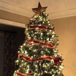 Unique Christmas Tree Toppers Ideas12