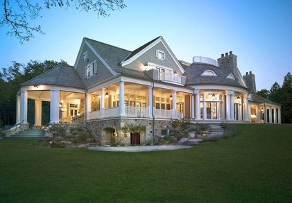 Attractive Lake House Home Design Ideas03