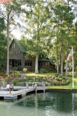 Attractive Lake House Home Design Ideas25