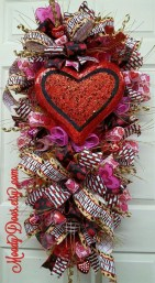 Cheap Diy Ornaments Ideas For Valentines Day11