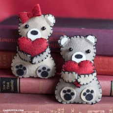 Cheap Diy Ornaments Ideas For Valentines Day36