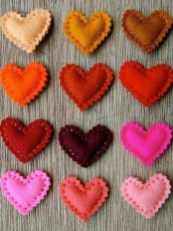 Cheap Diy Ornaments Ideas For Valentines Day38