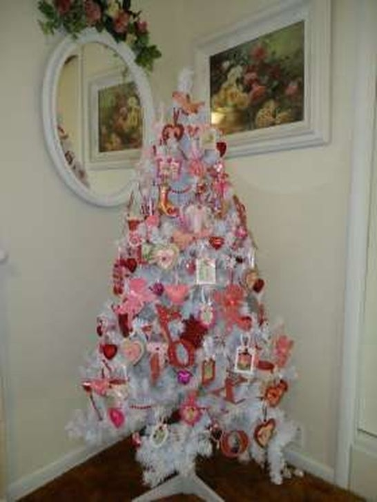 Cheap Diy Ornaments Ideas For Valentines Day43