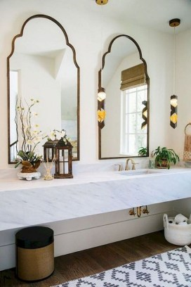 Elegant Bathroom Cabinet Remodel Ideas08