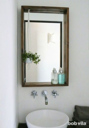 Elegant Bathroom Cabinet Remodel Ideas09