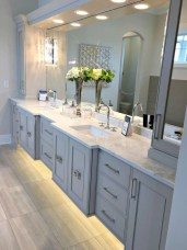 Elegant Bathroom Cabinet Remodel Ideas20