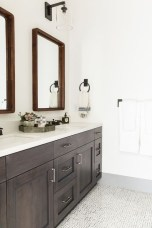 Elegant Bathroom Cabinet Remodel Ideas23