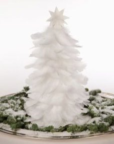 Perfect White Christmas Decoration Ideas14