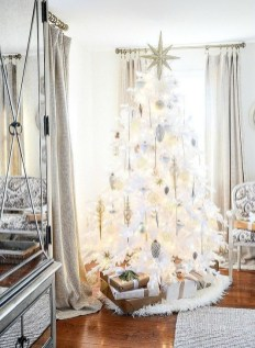 Perfect White Christmas Decoration Ideas32