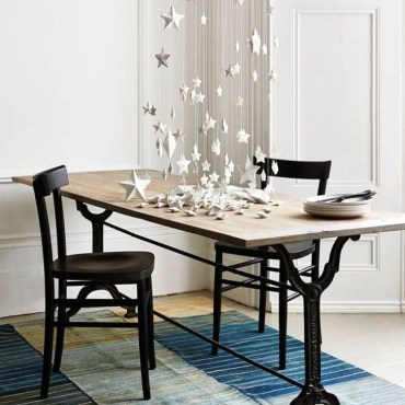 Perfect White Christmas Decoration Ideas37