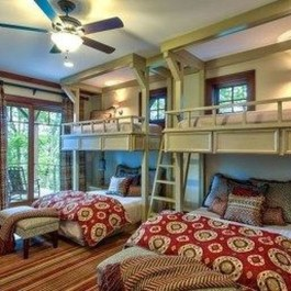 Affordable Lake House Bedroom Decorating Ideas28