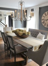 Cute Farmhouse Dining Room Table Ideas43