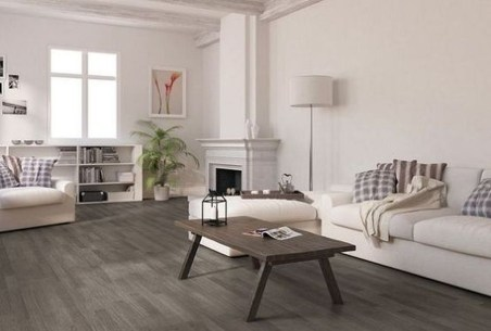 Amazing Dark Hardwood Floors Ideas For Living Room01
