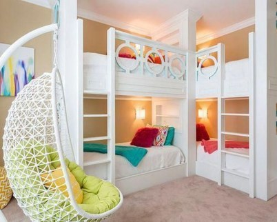 Cheap Space Saving Design Ideas For Kids Rooms 03