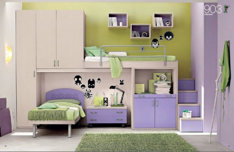 Cheap Space Saving Design Ideas For Kids Rooms 08