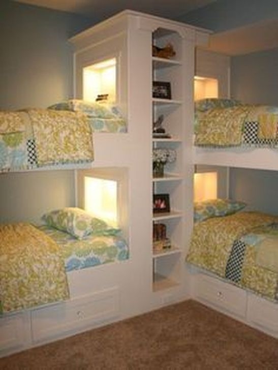 Cheap Space Saving Design Ideas For Kids Rooms 16