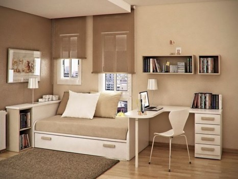 Cheap Space Saving Design Ideas For Kids Rooms 27