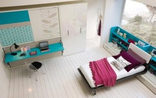 Cheap Space Saving Design Ideas For Kids Rooms 36