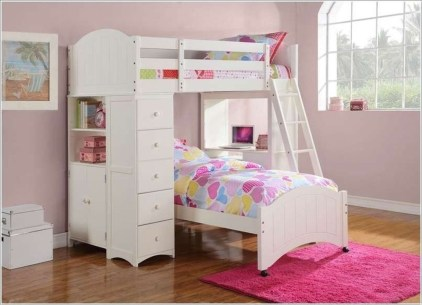 Cheap Space Saving Design Ideas For Kids Rooms 38