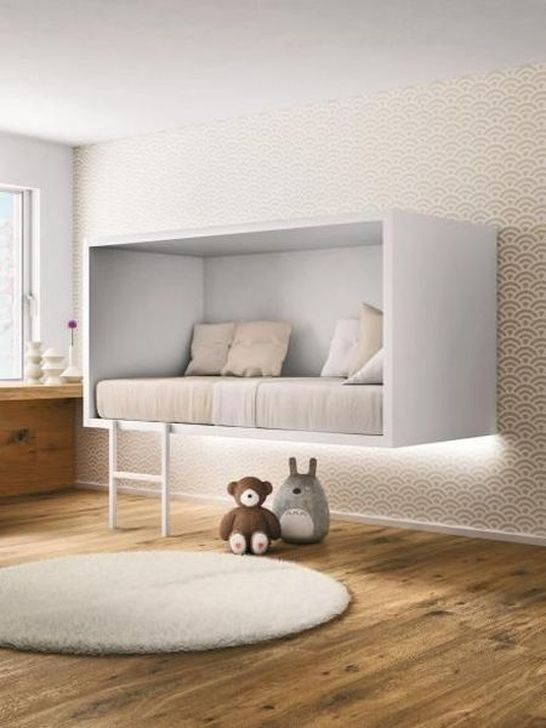 Cheap Space Saving Design Ideas For Kids Rooms 46