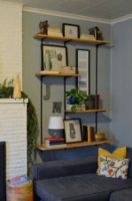 Inexpensive Diy Pipe Shelves Ideas On A Budget05