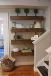 Inexpensive Diy Pipe Shelves Ideas On A Budget11