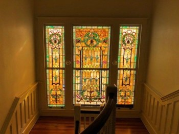 Comfy Stained Glass Window Design Ideas For Home 34