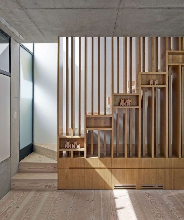 Interesting Staircase Designs Ideas 29