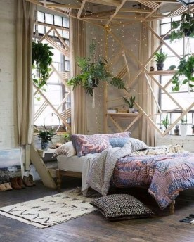 Smart Diy Bohemian Bedroom Decor Ideas 07