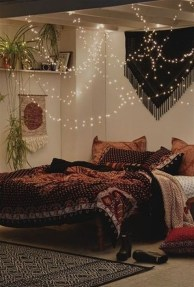 Smart Diy Bohemian Bedroom Decor Ideas 30