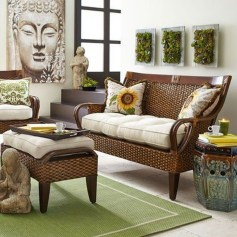 Astonishing Succulent Decoration Ideas For Living Room 16