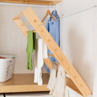 Elegant Diy Drying Rack Design Ideas That You Can Copy Right Now 07