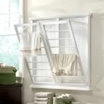 Elegant Diy Drying Rack Design Ideas That You Can Copy Right Now 39