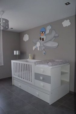 Modern Baby Room Themes Design Ideas 07