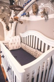 Modern Baby Room Themes Design Ideas 19