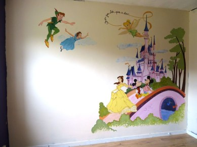 Perfect Disney Room Ideas For Children 18