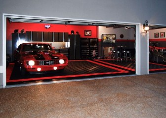 Fabulous Home Design Ideas With Car Garage 38