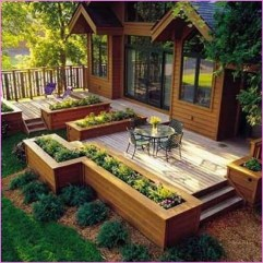 Unusual Vegetable Garden Ideas For Home Backyard 39