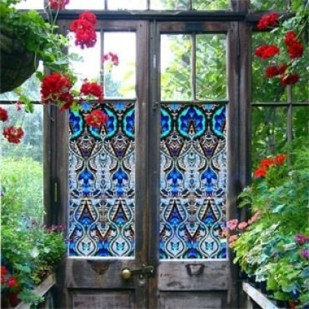 Catchy Glass Window Design Ideas For Home 18