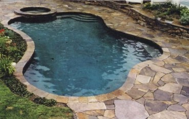Comfy Backyard Designs Ideas With Swimming Pool Looks Cool 23