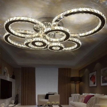 Cool Ceilings Lighting Design Ideas For Living Room To Try 31