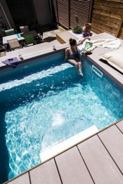 Creative Swimming Pools Design Ideas For Your Yard 26